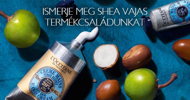 Shea Vajas termékcsalád