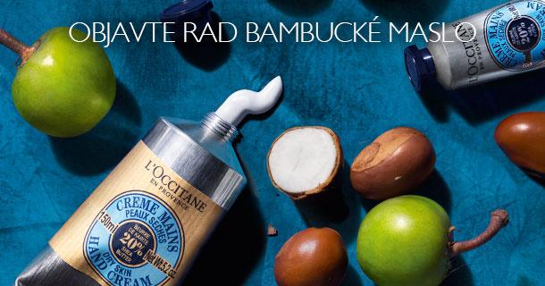 Objavte rad Bambucké maslo