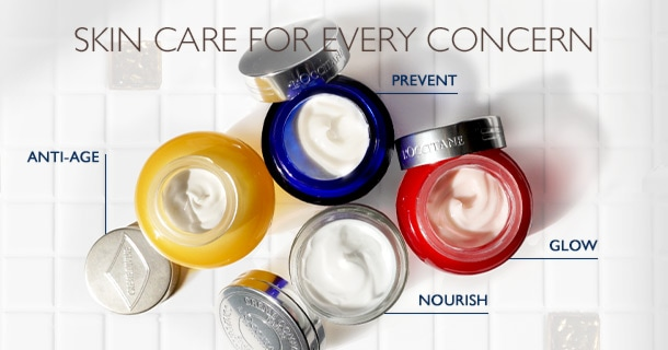 SKIN CARE FOR EVERY CONCERN