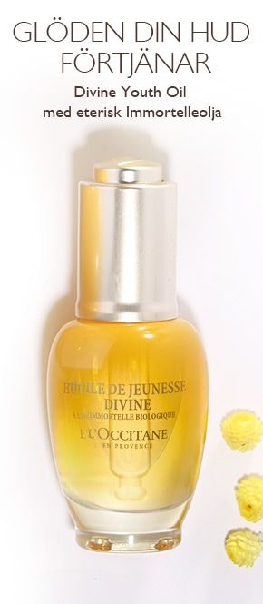 Glöden din hud förtjänar