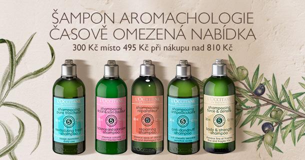 Šampon Aromachologie - časově omezená nabídka