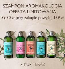 Szampon Aromakologia - oferta limitowana