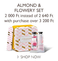 Almond & Flowery Set