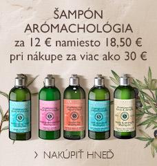 Šampón Arómachológia