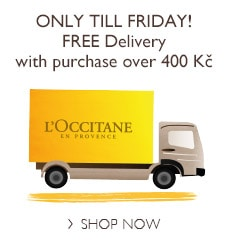 FREE SHIPPING FROM 400 Kč