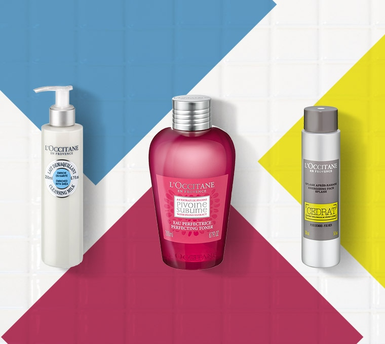 Cleanser of your choice for special price