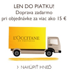 DOPRAVA ZADARMO OD 15 €