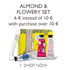 Almond & Flowery Set