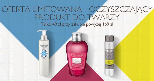 Oferta limitowana - oczyszczający produkt do twarzy