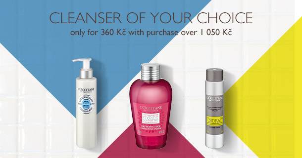 Cleanser of your choice