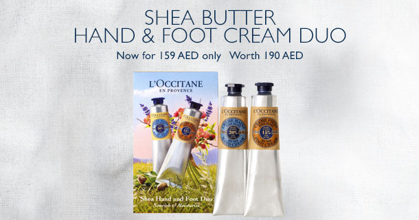 Shop Online L'Occitane Products