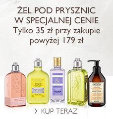 Żel pod prysznic w specjalnej cenie