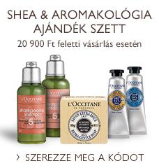 Shea és Aromakológia Ajándékszett