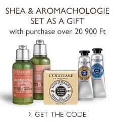 Shea and Aromachologie Set as a Gift