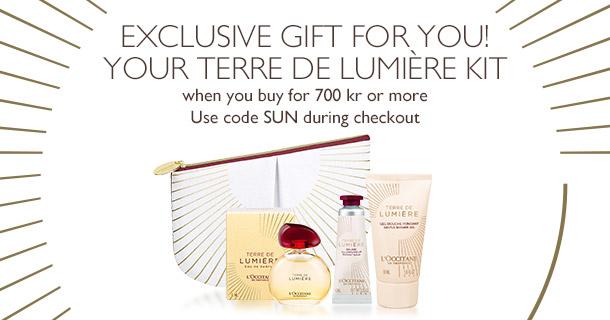 Your Terre de Lumière kit