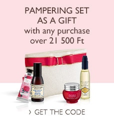 Pampering Set as a Gift