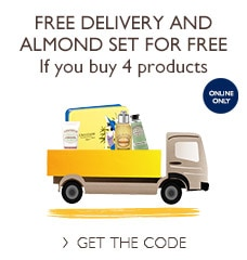 FREE Delivery and Almond Set for FREE