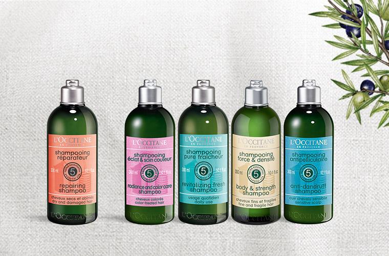 Aromachology Shampoo for 1/2 price