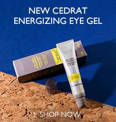New cedrat energizing eye gel