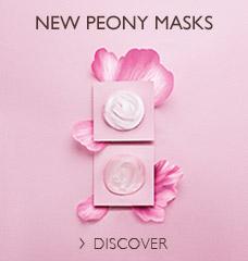 New Peony Masks