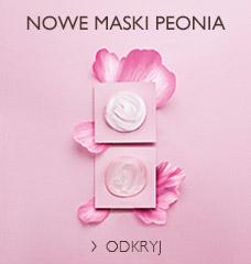 Nowe maski Peonia