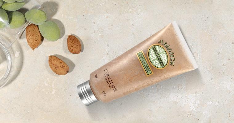 Sprchovací peeling Mandľa za zvýhodnenú cenu