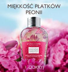 Oczyszczający olejek z płatków kwiatów Peonia