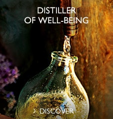 Distiller of well-being