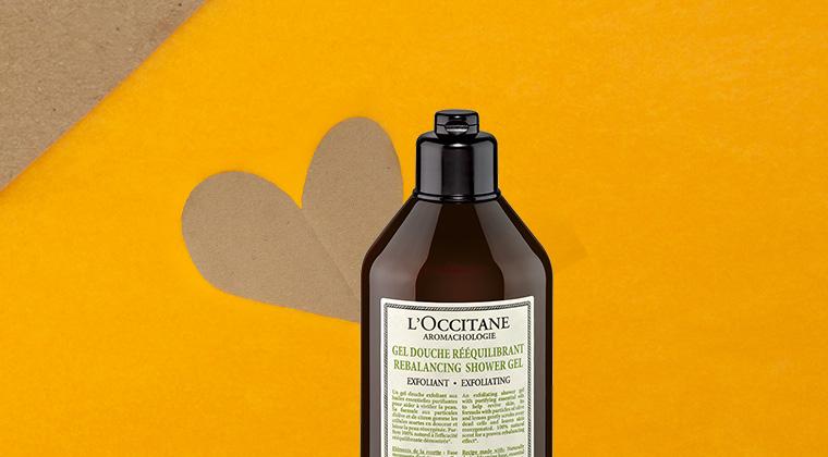 Aromachologie Rebalancing Shower Gel for Half Price