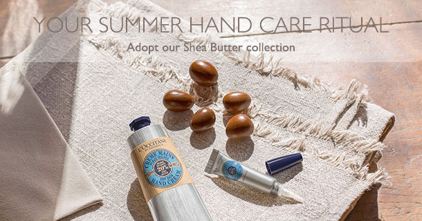 Your summer hand care ritual