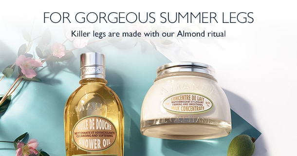 For gorgeous summer legs