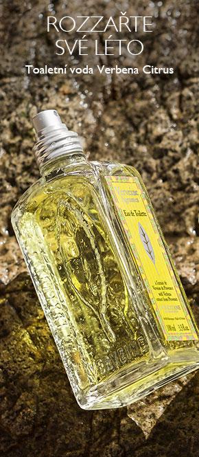 Toaletní voda Verbena Citrus