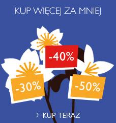 Kup więcej za mniej