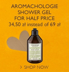 Aromachologie Shower Gel for Half Price