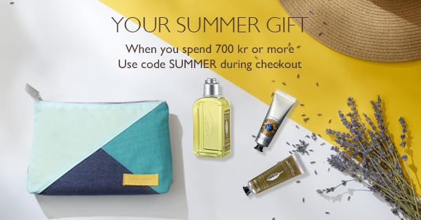 Your summer gift