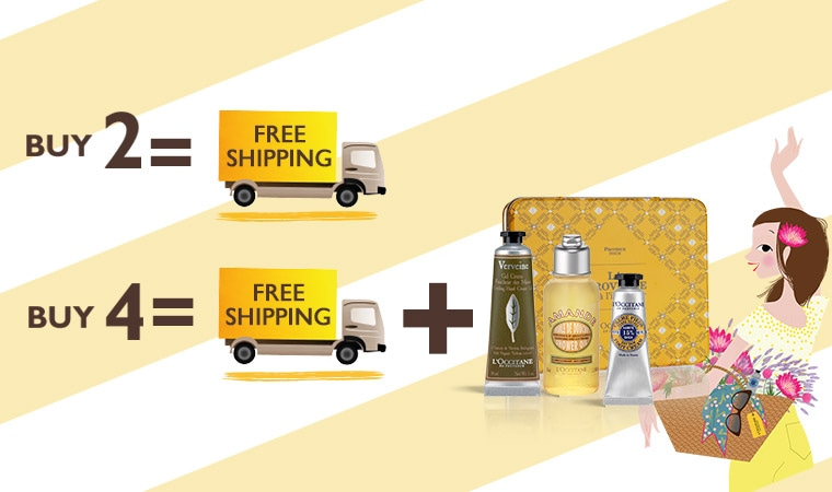 ONLY TILL TODAY! Free Bestsellers Set & Free Shipping