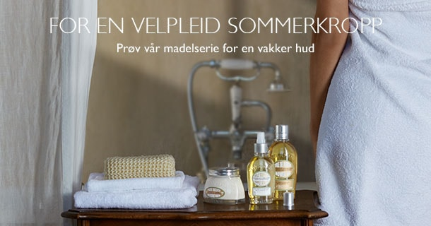 For en velpleid sommerkropp