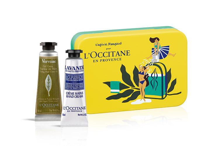 Verbena Hand Cream in Summer Box