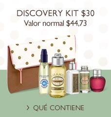 Discovery Kit del mes L'OCCITANE Ecuador