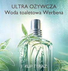 Woda toaletowa Werbena