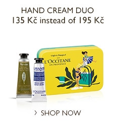 Hand cream duo for special price