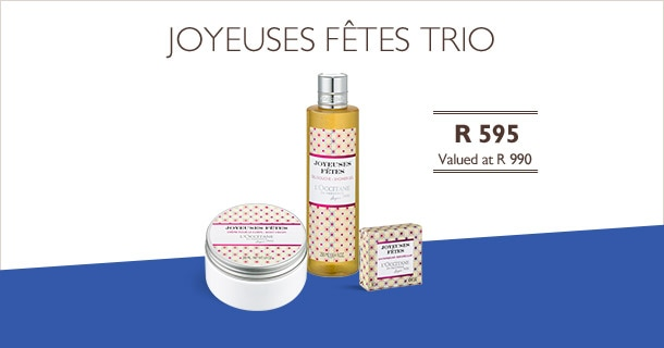 Joyeuses Fêtes Trio