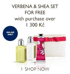 Verbena & Shea Set FREE