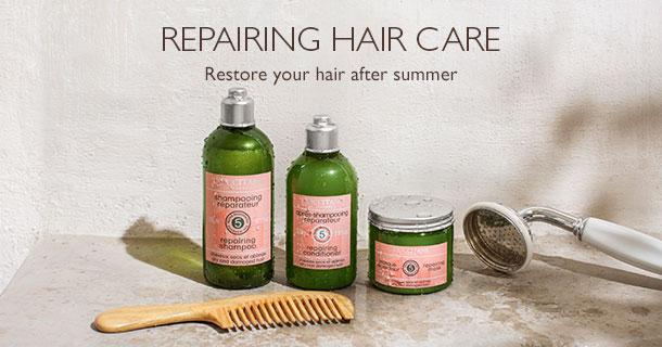Repairing Hair Care