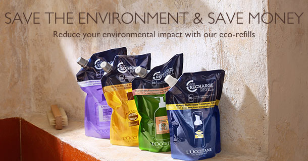 Save the environment & save money