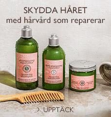 Skydda håret