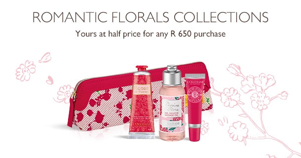 Romantic florals collections