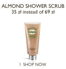 Almond Shower Scrub