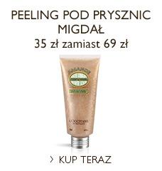 Peeling pod prysznic Migdał
