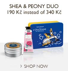 Shea & Peony Duo